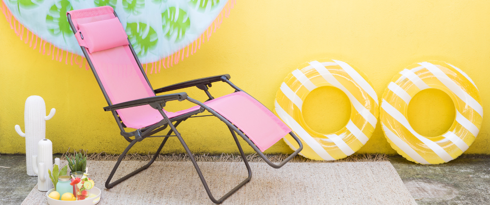 Lafuma Mobilier – Home Banner > IT > RELAXATION