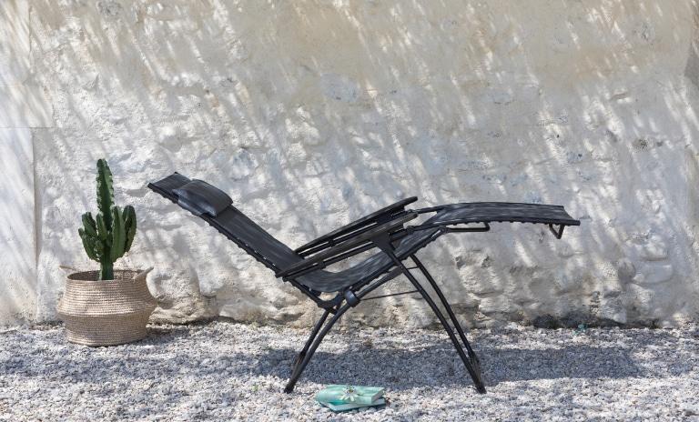 Sedia A Sdraio Basculante : Lafuma mobilier produttore francese di mobili da giardino da anni